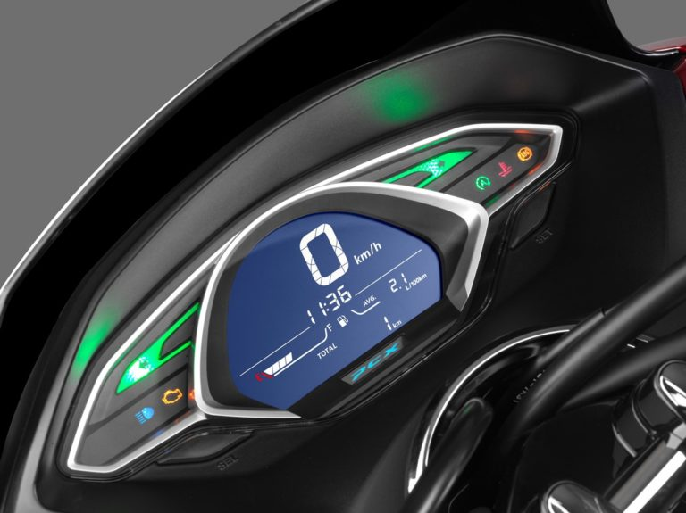 Honda PCX125 - Centro Moto Lodi - Display