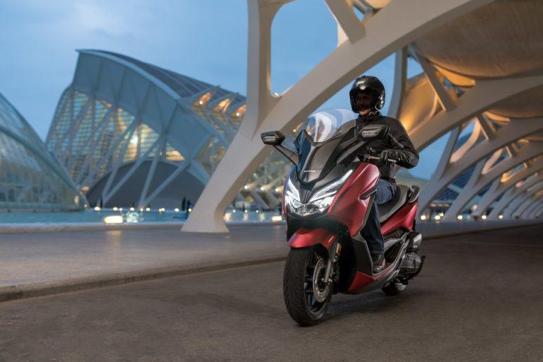 Honda Forza 125 - Centro Moto Lodi - In Action