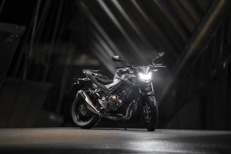 Honda CB500F_Static