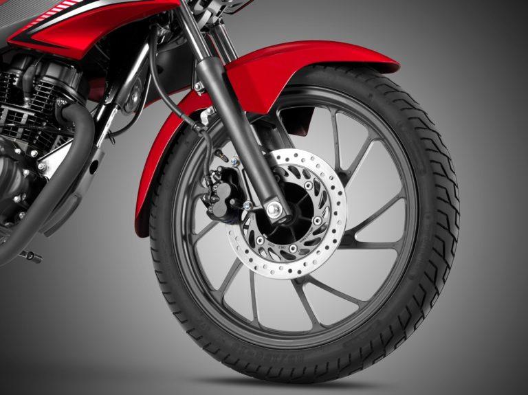 Honda CB125F - Wheel & Brakes