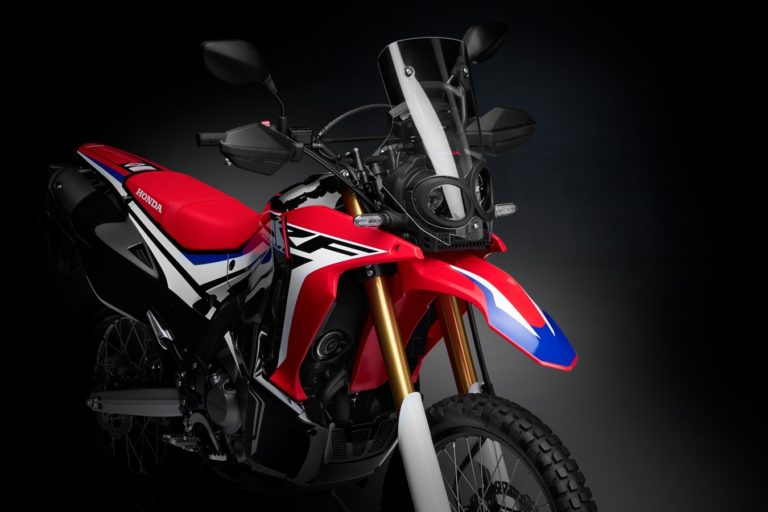 CRF250 Rally_Detail