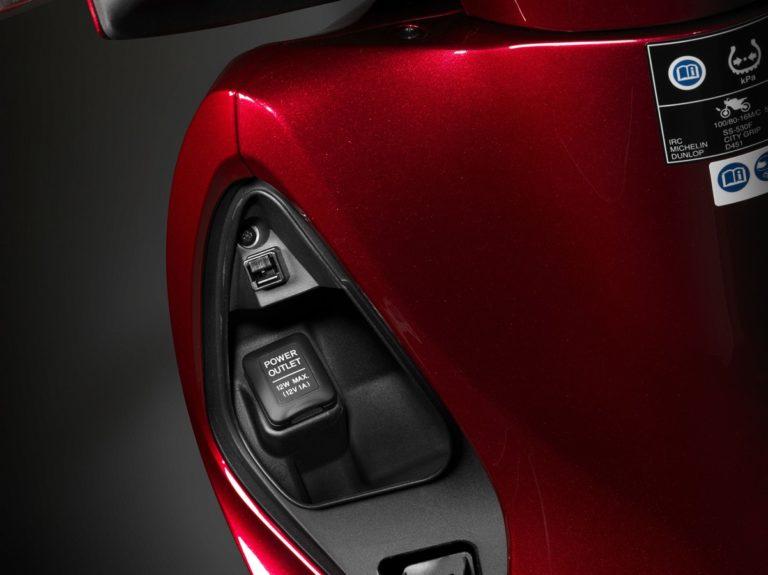 Honda SH150 - Detail